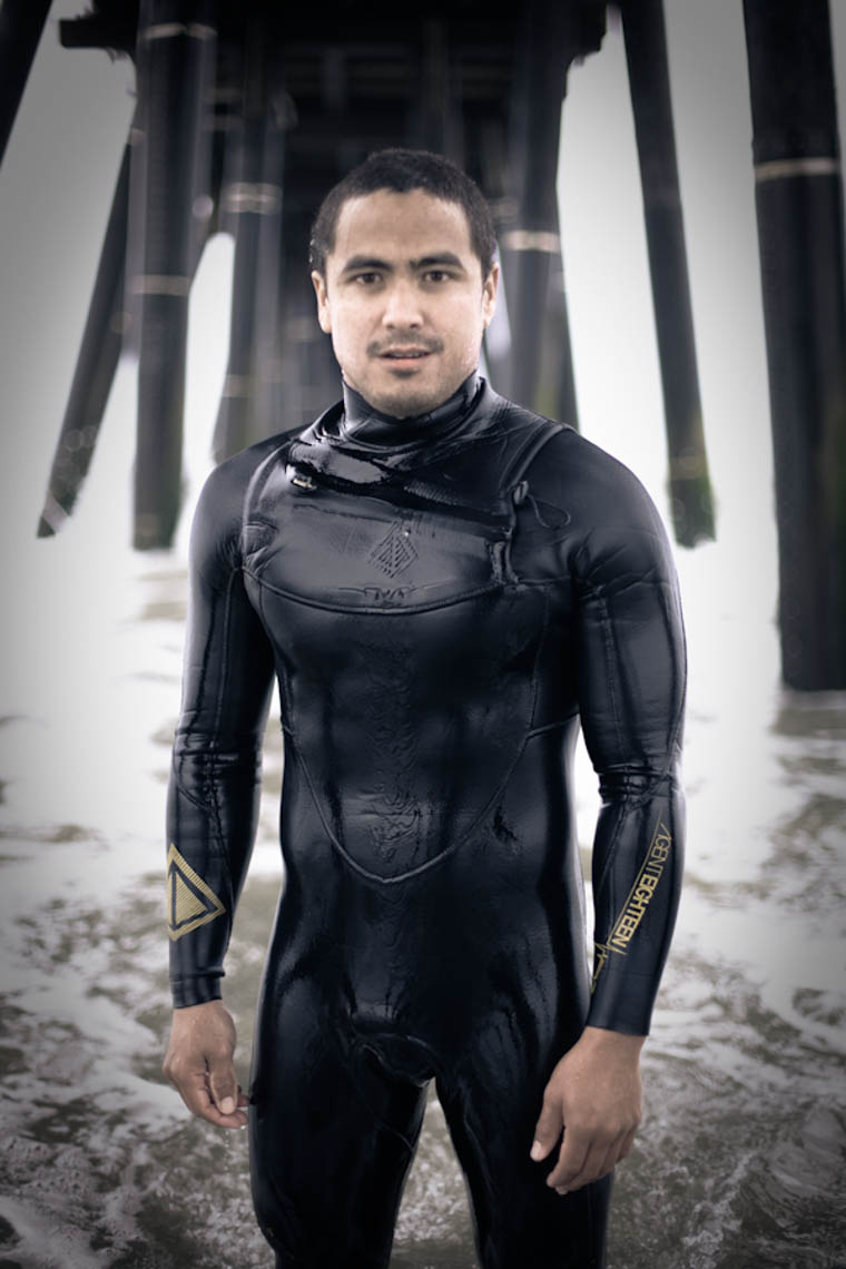 Robby Rendon Wetsuit