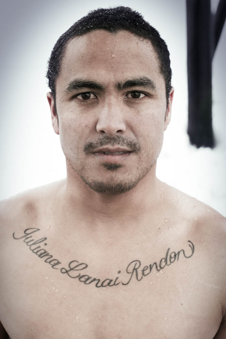Robby Rendon Portrait
