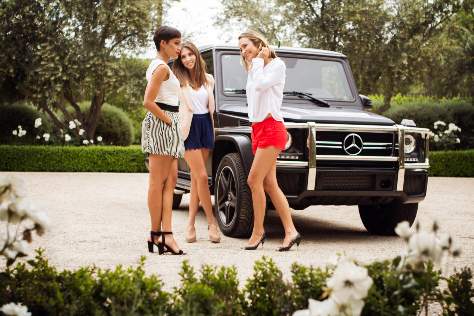G Wagon Girls